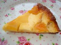 りんごヨーグルトケーキ