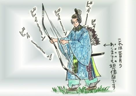 弓の使い方2