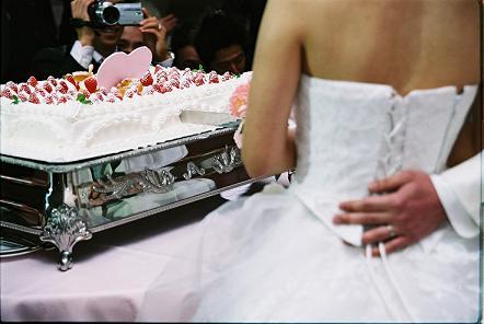 080811リア結婚式⑦