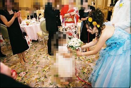 080811リア結婚式⑪