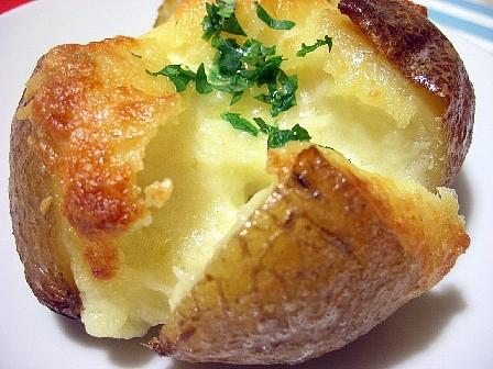 チーズジャケットポテト