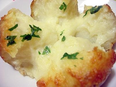 チーズジャケットポテト2