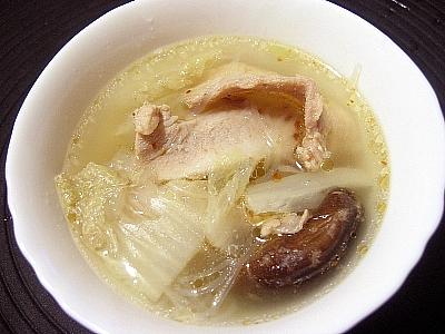 豚肉&白菜