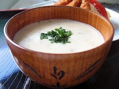 ポテトクリームスープ