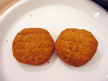 サーモンフィッシュケーキ