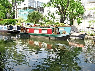 リトルベニス ボート2