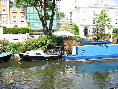 リトルベニス ボート3