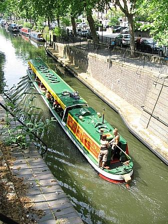 リトルベニス ボート1