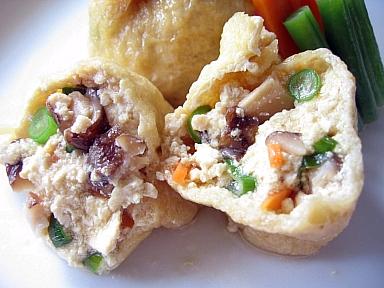 豆腐のふくろ煮2