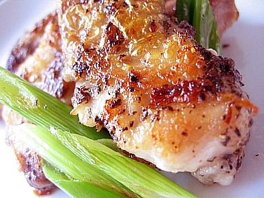 鶏肉のゆかり焼き2