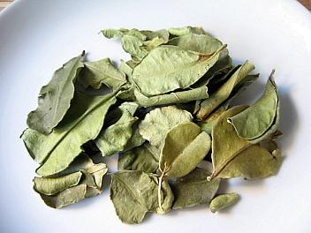 ライムの葉