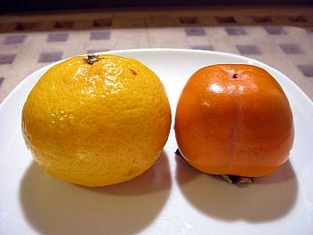 サツマ&柿