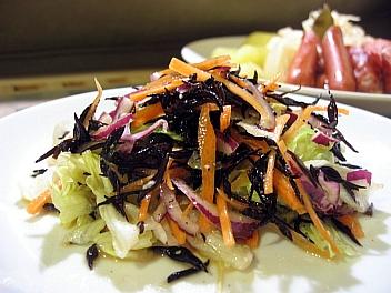 ひじきサラダ