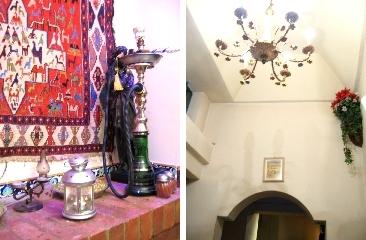 イラン料理店店内1