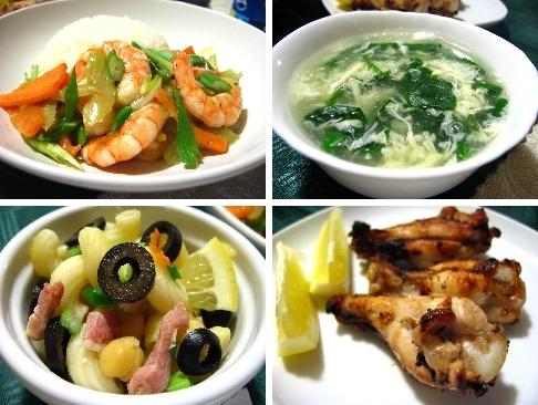 2月23日の夕食4写真
