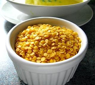 黄レンズ豆