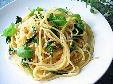 スパゲティバジリコ