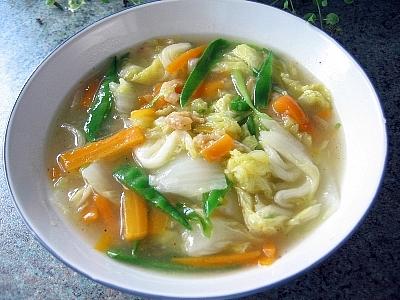 白菜の中華風うま煮