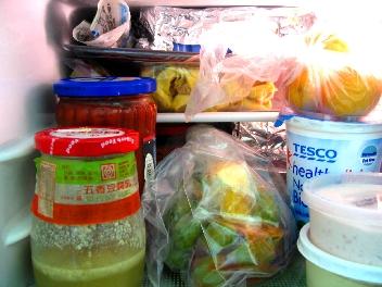 冷蔵庫-上段左