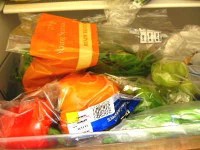 冷蔵庫-野菜室左