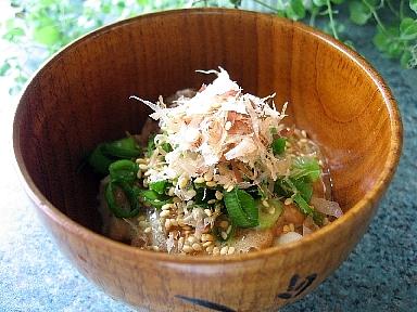 魯山人納豆