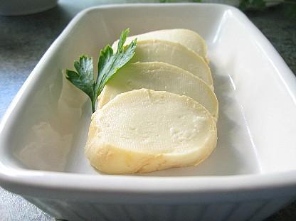 モッツァレラチーズの味噌漬け