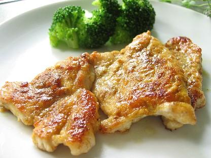 豚肉の和風カレー焼
