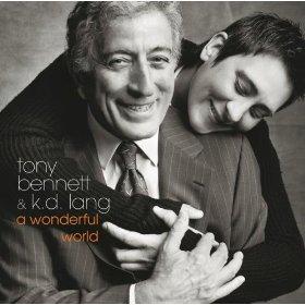 Tony Bennett & k.d. lang(That Lucky Old Sun)
