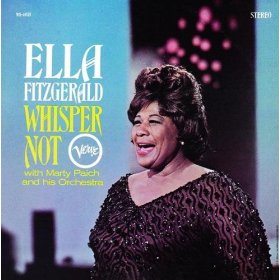 Ella Fitzgerald(Whisper Not)