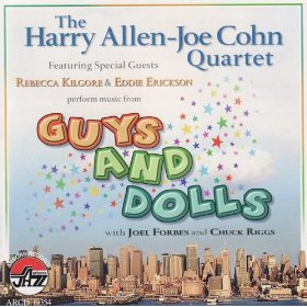 The Harry Allen- Joe Cohn Quartet