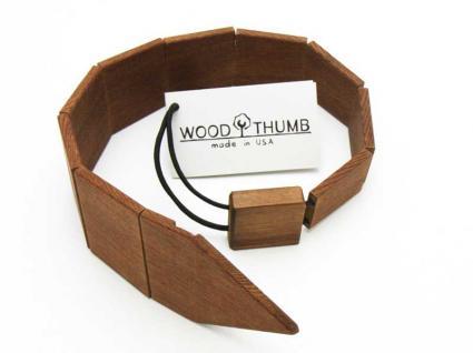 「Wooden Tie」