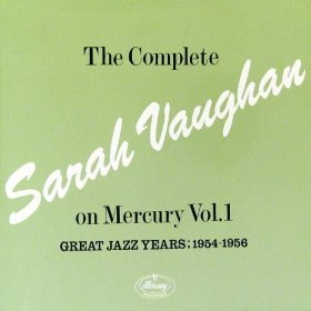 Sarah Vaughan (Time on My Hands)