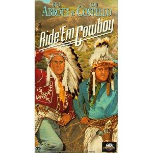 Abbott & Costello: Ride Em Cowboy