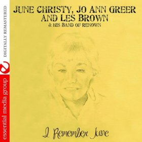 June Christy(I'll Remember April)