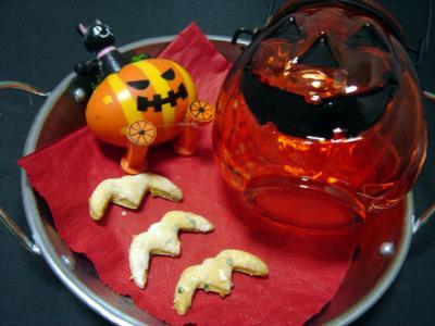 トマトとセサミのクッキー