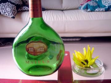 ママのみほしたワイン