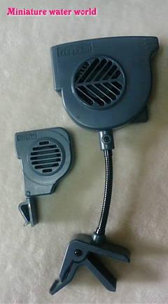 プラティ御殿の冷却ファン~猛暑回避水温対策~③