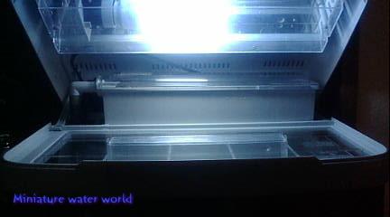 本水槽カルディアアクロス冷却ファン~猛暑回避水温対策~④