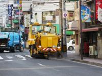 2011.10.27 道路掃除1