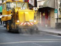 2011.10.27 道路掃除2