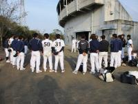 2011.11.27 マスターズ宇和島東に完勝1