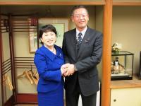 2011.12.23 福島党首と石川みのる