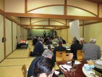 2012.1.2 OB会 開会