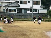 2011.12.17 南宇和高校野球部の練習1