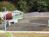 2011.12.17 宇和島道路・近家トンネル1