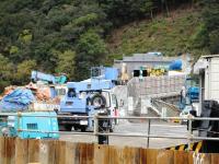 2011.12.17 宇和島道路の近家トンネル4