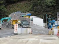 2011.12.17 宇和島道路の近家トンネル2
