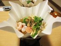 2012.2.2 料心味力「秀」の鍋