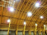 2012.2.7 新居浜特別支援学校開校記念式典を行った体育館2