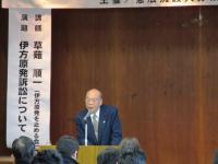 2012.2.11 大分の集会での草薙順一先生2